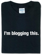 Image: I'm Blogging This